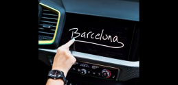 Mestské Audi A1 dostane veľký dotykový displej