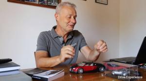 Testovací jazdec Bugatti spomína na nehodu pri rýchlosti 400 km/h