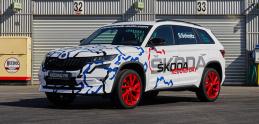 Potvrdené: Škoda Kodiaq RS má rekord z Nürburgringu