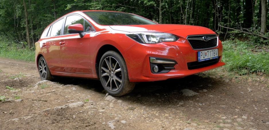 Test: Subaru Impreza je zameraná skôr na rodinnú ako športovú jazdu