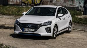 Test: Hyundai Ioniq PHEV je vydarenou reklamou na nabíjateľné hybridy