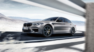 Nové BMW M5 je rýchlejšie ako tabuľky. A pritom bez úpravy