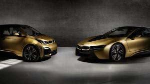 BMW i3 a i8 Starlight: Tieto zlaté klenoty môžu byť vaše