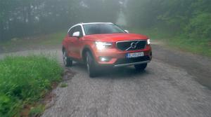Test: Volvo XC40 nie je len drahá hračka do mesta