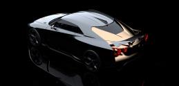 Špeciálny Nissan GT-R50 bol postavený v rámci osláv 50. výročia GT-R a Italdesign
