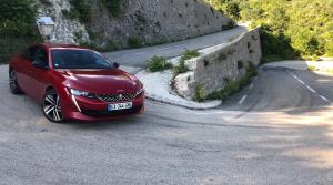 Prvá jazda: Peugeot 508 sme preverili v zákrutách rýchlostných skúšok Rallye Monte Carlo
