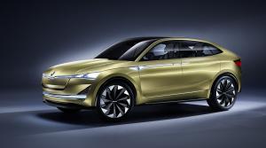 Škoda plánuje ďalší RS model, tentokrát elektromobil