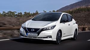 Nissan Leaf E-Plus ponúkne vyšší výkon a dlhší dojazd