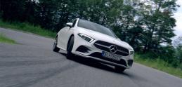 Test: Mercedes A sme už vyskúšali aj s benzínovým motorom