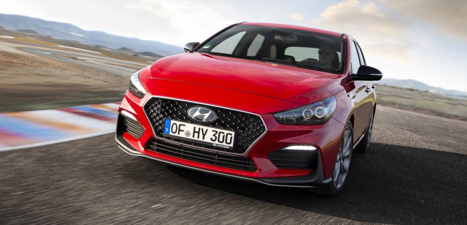 """Hyundai """"okorení"""" viaceré modely, dostanú označenie N-Line"""