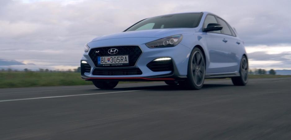 Test: Hyundai i30 N je parádny hot hatch