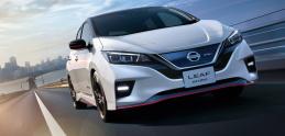 Nissan začne s predajom športovo ladeného elektromobilu Leaf Nismo