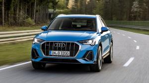 Audi predviedlo druhú generáciu SUV Q3