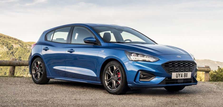 Prvá jazda: Ford Focus opäť boduje podvozkom