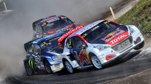 Jacques Villeneuve sa vracia do rallycrossu