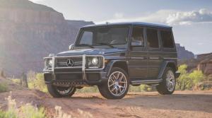 Mercedes zvolá model G, verzia AMG príliš rýchlo cúva