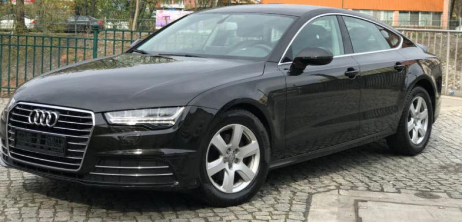 Audi A7 pre chudobných? Túto motorizáciu ste ešte nevideli