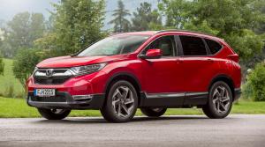 Honda zverejnila slovenské ceny modelu CR-V