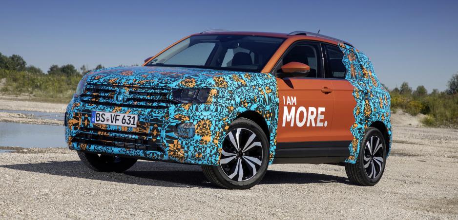 Volkswagen T-Cross: Najmenšie SUV značky má byť naozaj praktické