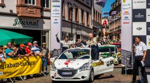 Staň sa RALLY jazdcom na týždeň - preži WRC Nemecko deň po dni