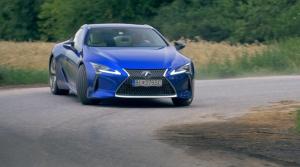 Test: Lexus LC ohuruje tvarmi