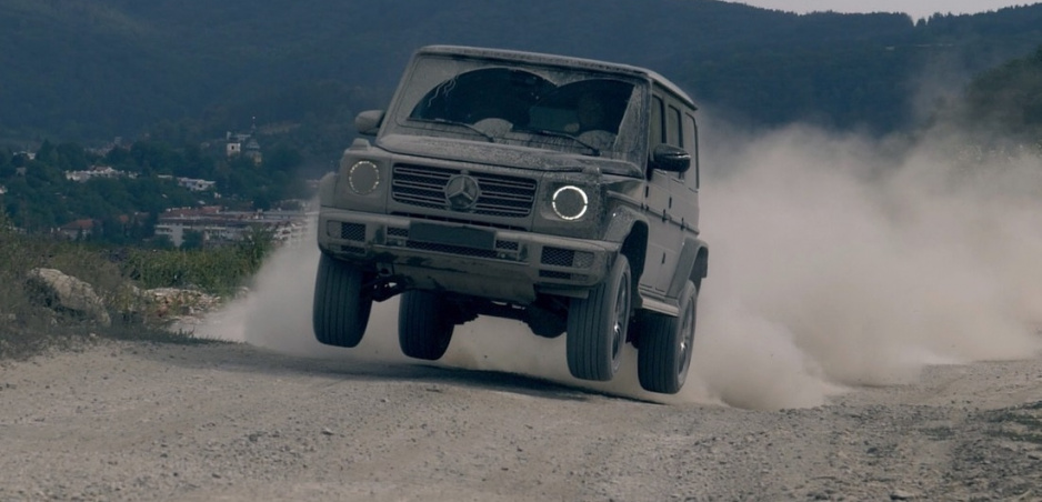 Test: Nový Mercedes G pokračuje v stopách legendy