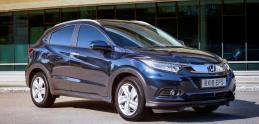 Honda HR-V prešla modernizáciou, dostane benzínové turbo zo Civicu