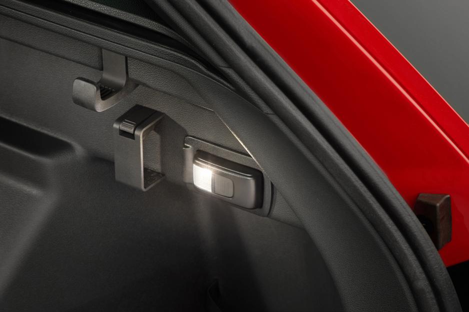 Modernizovaná Škoda Fabia