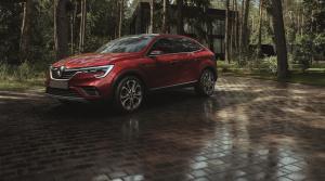 Galéria: Renault predstavil Arkanu. Pozrite si prvé fotografie