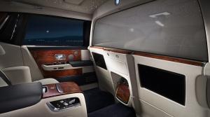 Rolls Royce posúva súkromie v modeli Phantom na novú úroveň