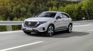 Mercedes predstavil svoje prvé elektrické SUV EQC