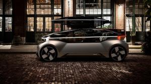 Volvo sníva o budúcnosti prepravy so štúdiou 360c
