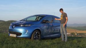 Elektrický Renault Zoe sme zobrali na dlhý výlet do Česka
