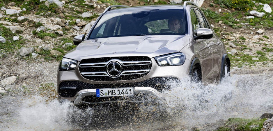 Nový Mercedes GLE má byť mimoriadne komfortný