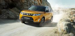 Modernizované Suzuki Vitara dostane záruku 10 rokov na motory