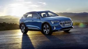 Audi E-Tron: Nový elektromobil oficiálne odhalený, poznáme nemeckú cenu