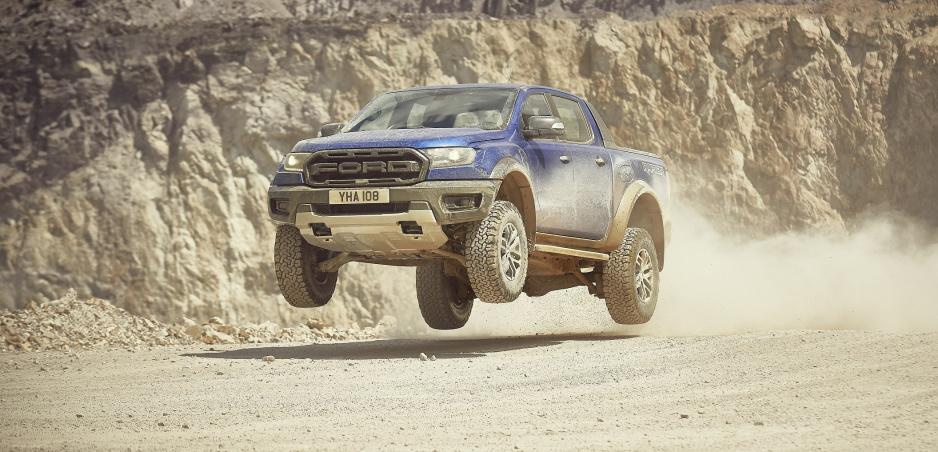 Ford Ranger Raptor: Do Európy prichádza zlý chlapec