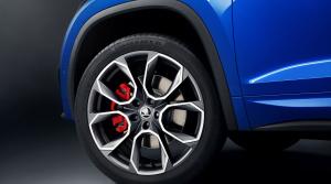 Škoda Kodiaq RS dostane nové logo RS a nové disky Xtreme