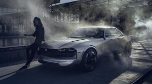 Peugeot e-Legend Concept je krásna francúzska vízia budúcnosti