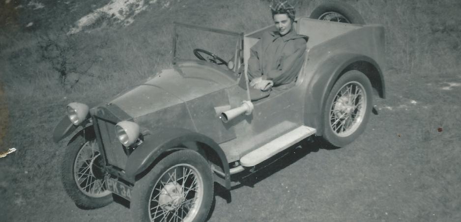 Lotus žiada o pomoc nadšencov, hľadá 60 rokov stratené auto