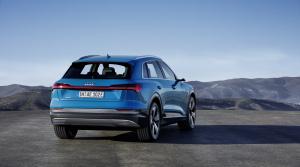 Audi ohlasuje rýchlonabíjanie za 12 minút od roku 2020