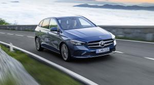 Mercedes odhalil triedu B, dostane nový naftový motor