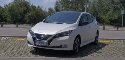 Test: Aký dojazd má elektrický Nissan Leaf?