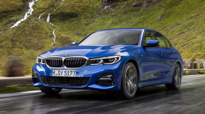 Pozrite si nové BMW radu 3, dizajnom určite nesklamalo