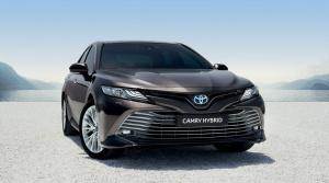 Toyota Camry sa vracia na európsky trh
