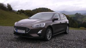 Prvý kontakt s Fordom Focus: Skvelý podvozok, príťažlivý dizajn