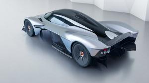 Aston Martin Valkyrie a jeho 1000+ koní: Vypočujte si zvuk poriadneho stáda