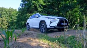 Lexus RX 450h sme otestovali vo verzii e-four luxury edition