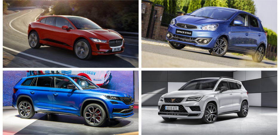 Pozrite si najdôležitejšie autá na autosalóne v Nitre