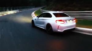 Video: BMW M2 na Nordschleife. Je rýchlejšie ako Porsche 911 GT3